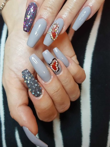 Gel nails 4 Nail Salon Michelle